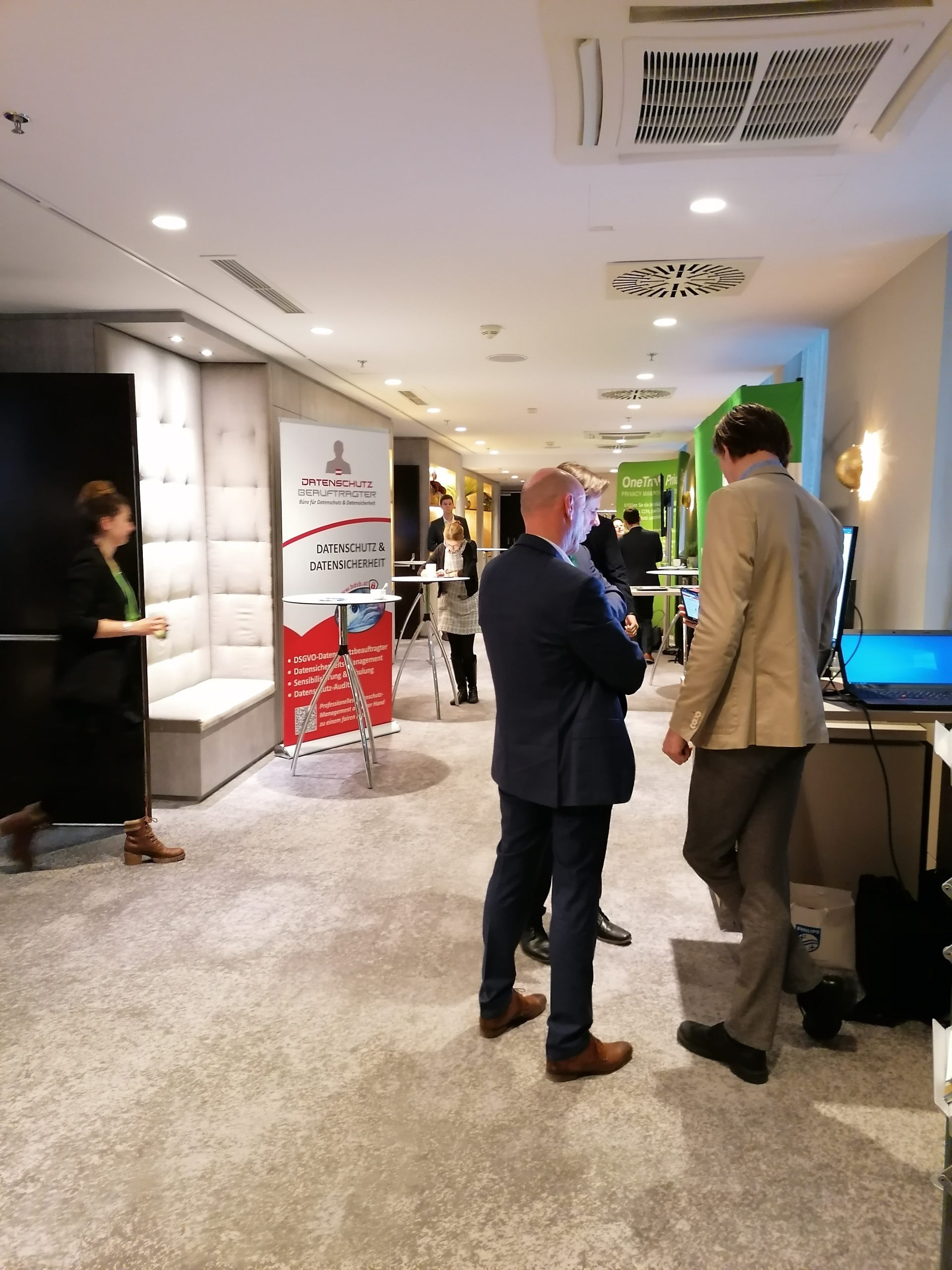 imh Jahrestagung Datenschutz:  Interessantes DSGVO-Potpourri in Wien