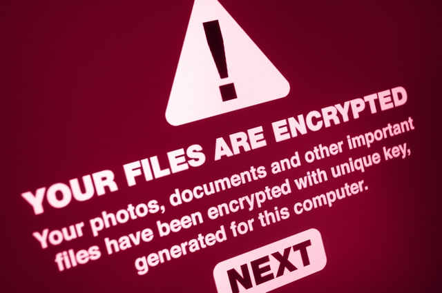 Anzahl der Ransomware-Attacken schießt in den Himmel